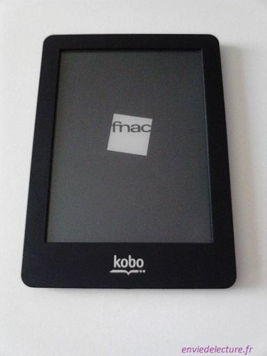 liseuse électronique kobo glo
