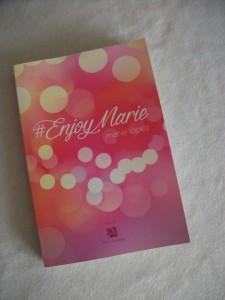 couverture livre #enjoymarie de enjoyphoenix marie lopez