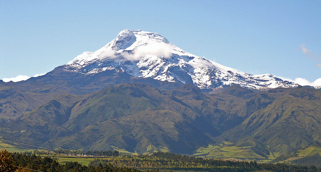 Mont Cayambe