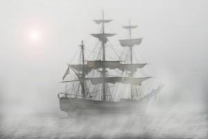 Moby Dick baleinier Pequod