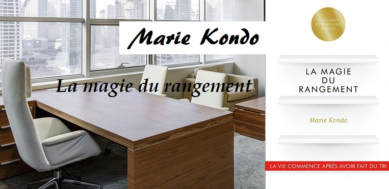 la magie du rangement de marie kondo envie de lecture. Black Bedroom Furniture Sets. Home Design Ideas