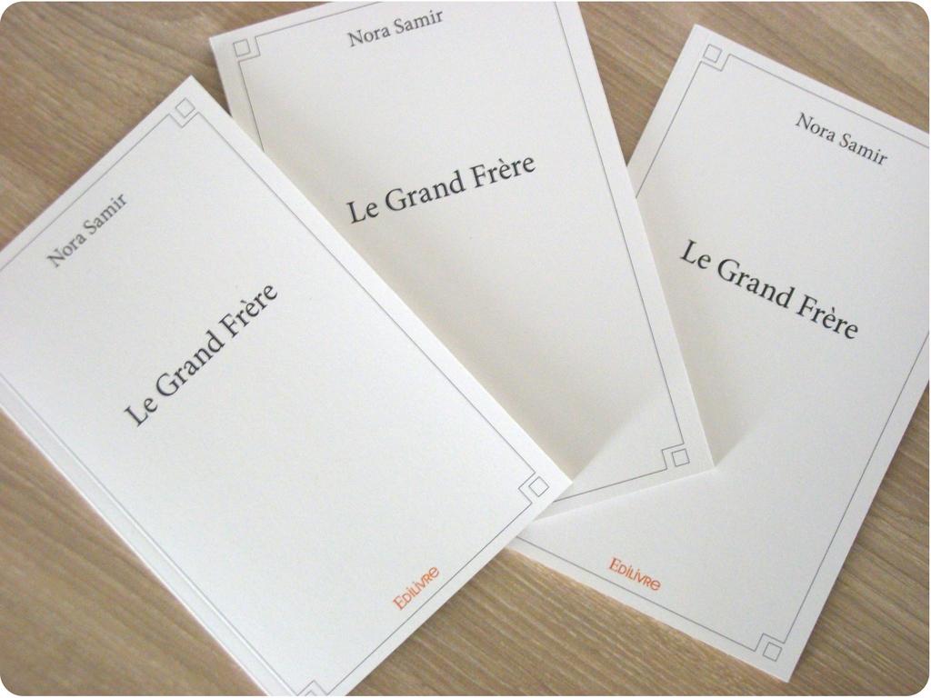 Le Grand Frère Concours envie de lecture