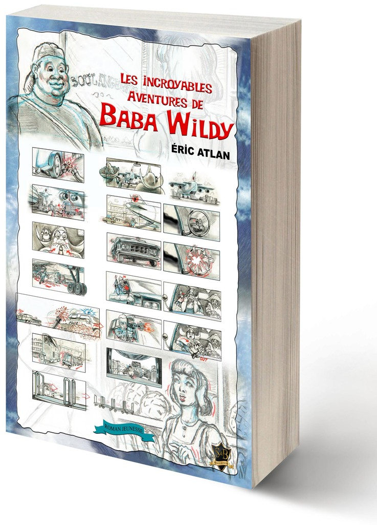 Les Incroyables Aventures de Babab Wildy