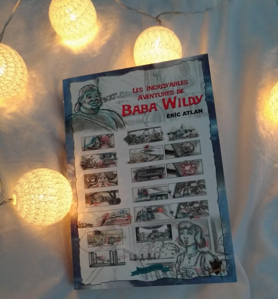Les Incroyables Aventures de Baba Wildy